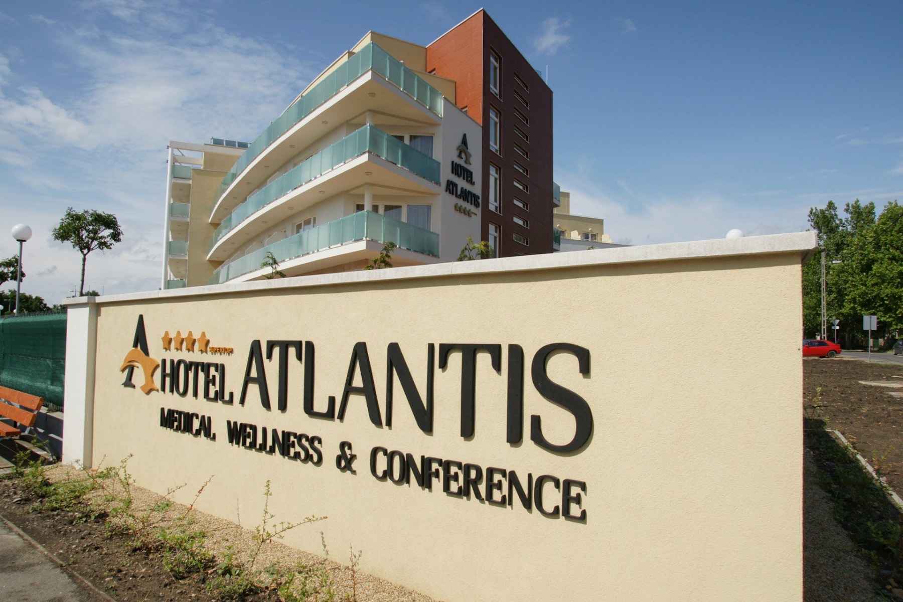 Hotel Atlantis Medical Center & Conference